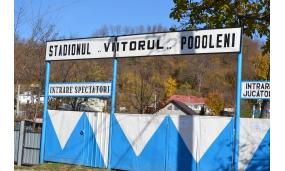 """Stadionul """"Viitorul"""" Podoleni"""